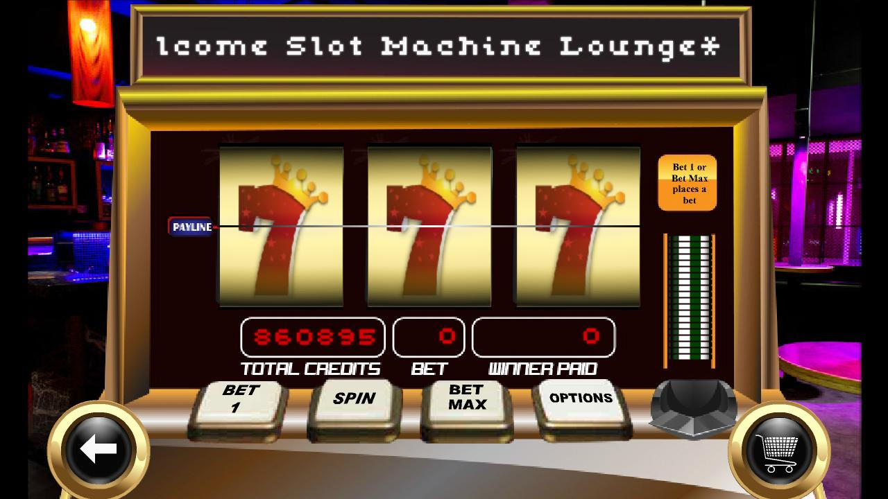 Play The Slot Game For Free