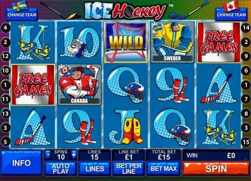 Weitere Informationen Here To Learn The Ice Hockey Slot Game