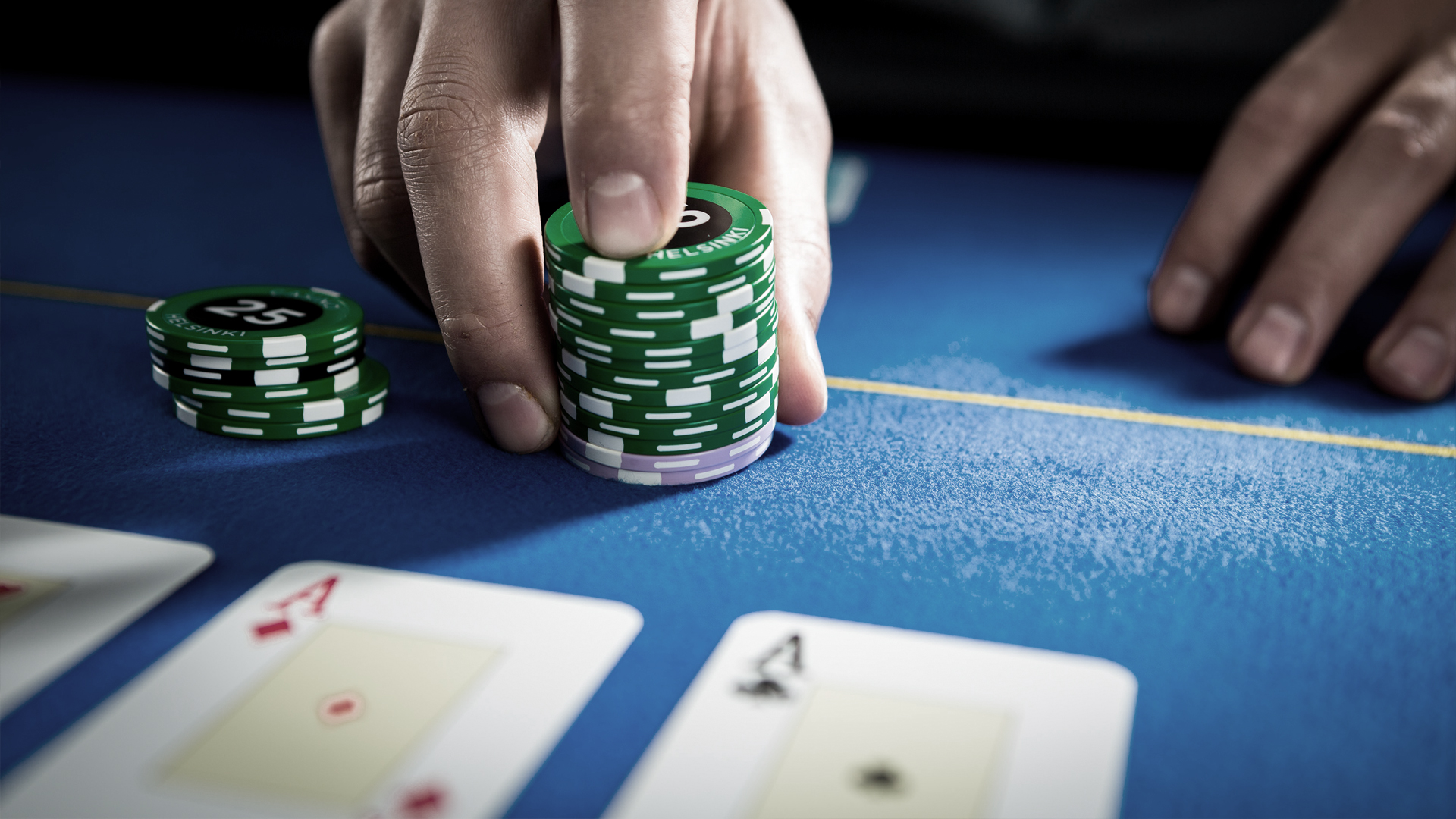 The holistic view of online gambling source
