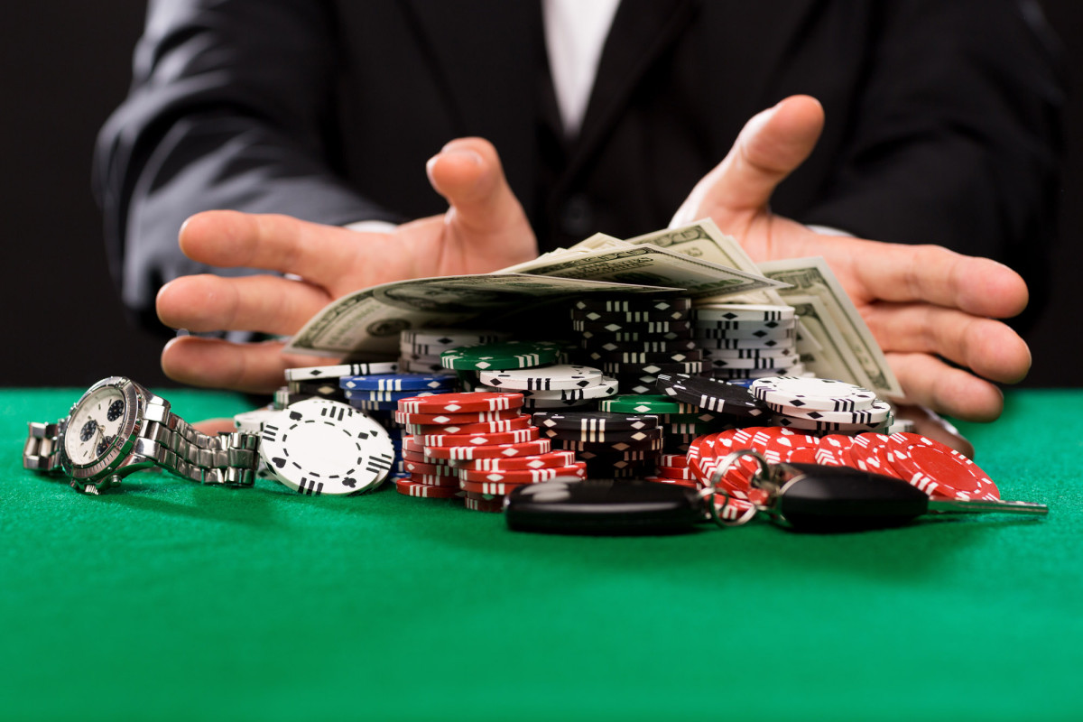 Effect of Internet on Gambling