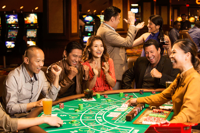 Challenge lovers like online casino games