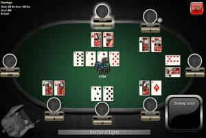 live casino environment