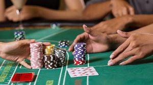 Poker cheating glasses