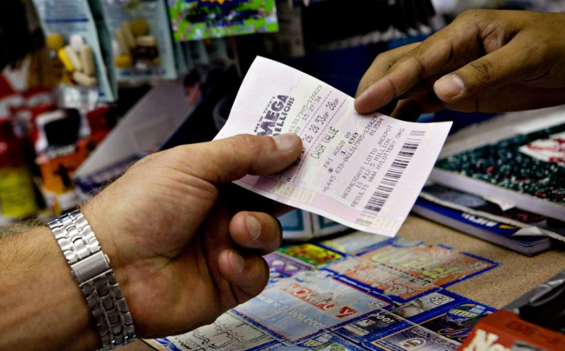 buying lotteries