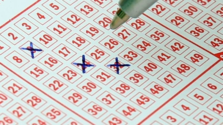 Pick a game from Lottery and spin your luck