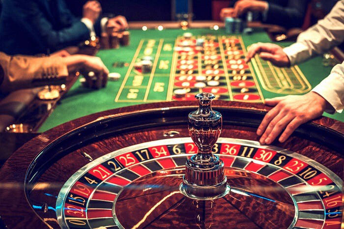 Complete the registration process and play the casino games